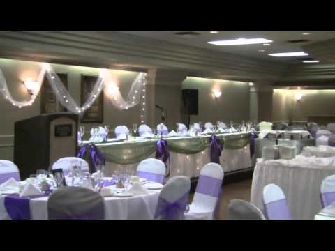 Regina Wedding & Party Decoration by Regina Bridal Boutique @ Travelodge Regina