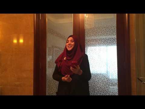 Ariana Grande - Dangerous Woman ( A Cappella ) cover -SHILA AMZAH