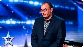Nicholas Is Just One Man And His Piano… Or Is He? , Week 1 Auditions , Britain's Got Talent 2016
