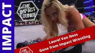 Laurel Van Ness Gone from Impact Wrestling