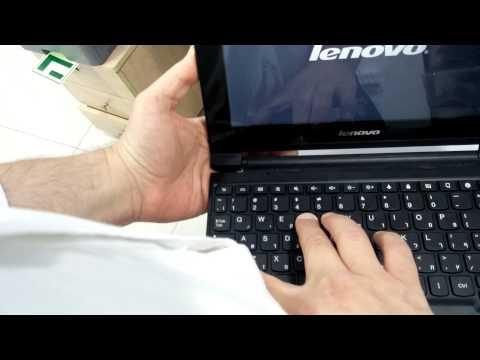 Lenovo Ideapad A10 factory hard reset