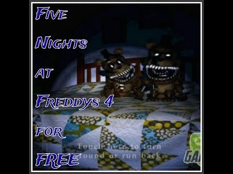 How to get Five Nights at Freddys 4 for FREE