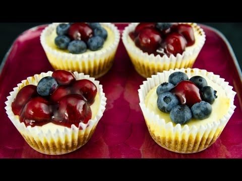 How to Make Cheesecake Cupcakes by Cookies Cupcakes and Cardio