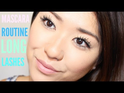 How To Get Long Lashes With Mascara | Asian Lashes