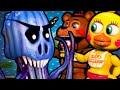 Fnaf World Sea Monster Attack 3