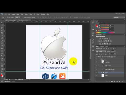 Convert Photoshop PSD to iOS, XCode, Swift and Storyboard Apps