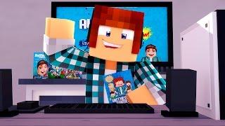 Minecraft : SONHO YOUTUBER - ( NOVA SÉRIE !!)