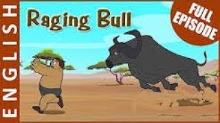 Episode 3A | Chhota Bheem -  Raging Bull in English