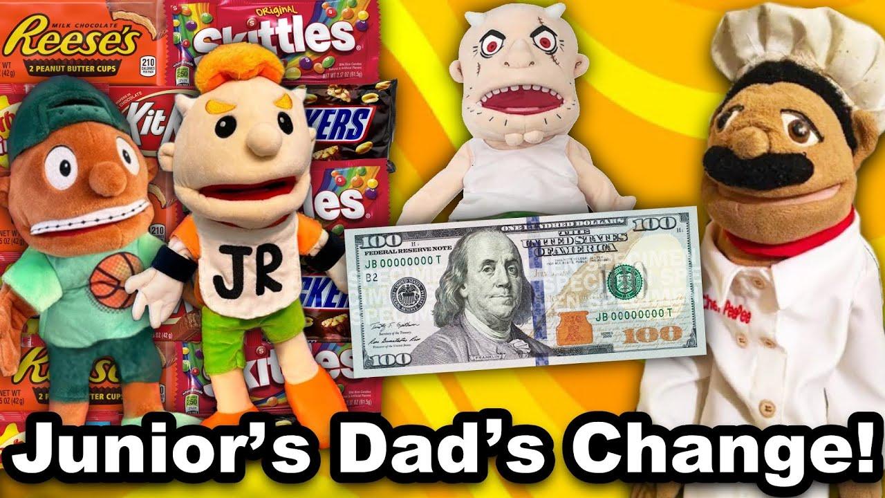 SML Movie: Junior's Dad's Change!