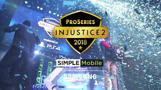 2018 Injustice 2 Pro Series Presented By Samsung and SIMPLE Mobile