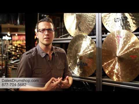 Understanding Cymbals - Dale's Drum Shop