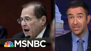 House Dems Launch New Probe Of Trump Aides Lining His Pockets | The Beat With Ari Melber | MSNBC