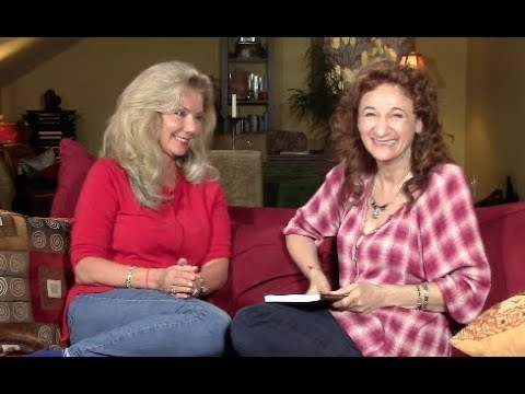 A Moment with Guylaine and Vedic astrologer Joni Patry
