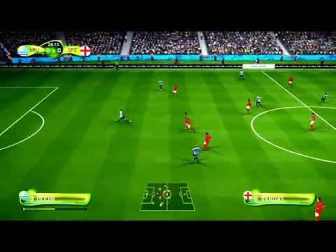 Fifa14 World Cup offline game-play