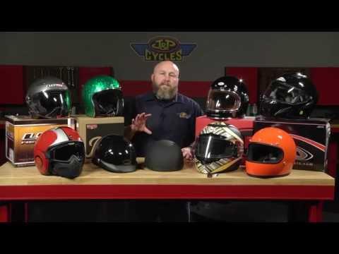 Motorcycle Helmet Buying Guide - Choosing the Right Helmet by J&P Cycles