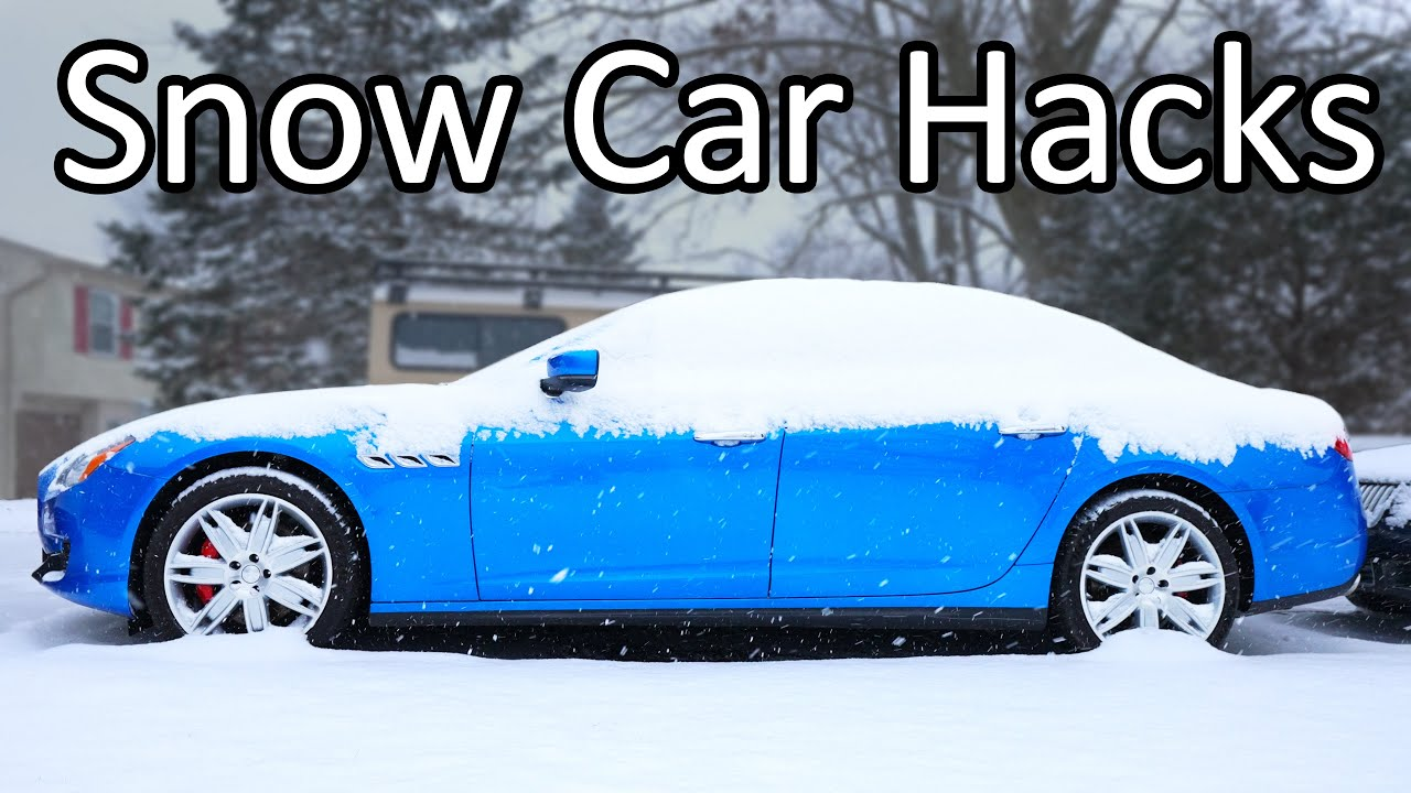 10 Winter Car TIPS & TRICKS you NEED to Know