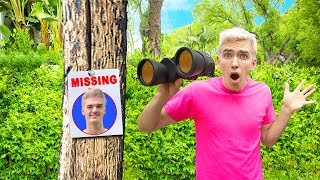 BEST FRIEND JOHN is MISSING!! (Mystery Neighbor Took Him Searching for Gold Treasure)