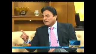PERSPECTIVES with Faisal Qureshi & Naeem Bukhari