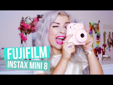 Fujifilm Instax Mini 8 - How to use & Review