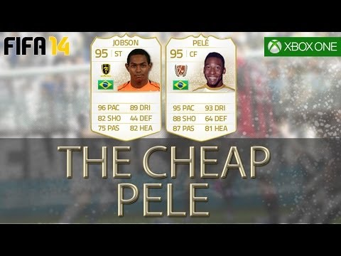HOW TO GET A CHEAP PELE - FIFA 14 Ultimate team (XBOX ONE/PS4)