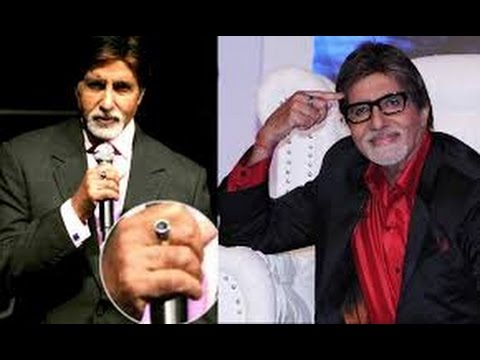Amitabh Bacchan:The  Stone That Made Amitabh  Bachchan A Milestone