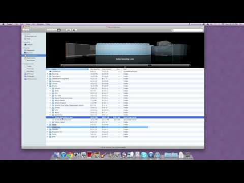 Documents, Downloads and Trash on the Mac Dock HD