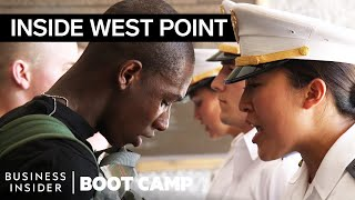 What New Army Cadets Go Through On Their First Day At West Point