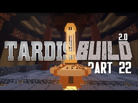 Minecraft Tardis Build | 22