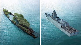 MOST INSANE CAMOUFLAGE IN THE WORLD