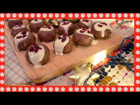 No Bake Mini Christmas Puddings