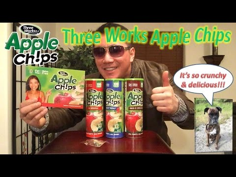 Three Works Apple Chips Review