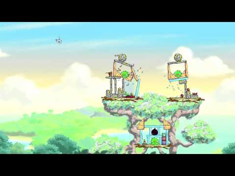 Angry Birds Stella Official Gameplay Trailer!