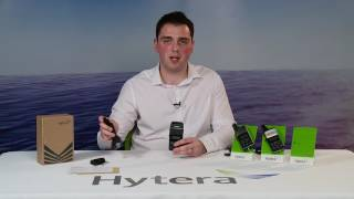 Hytera PD3 Product Series Overview