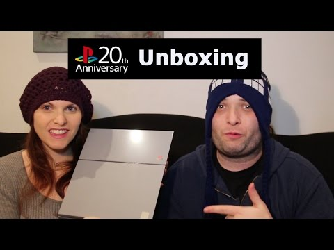 PS4 20th Anniversary Edition - Worst Unboxing