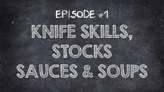 Cuisinart Culinary School - Episode 1