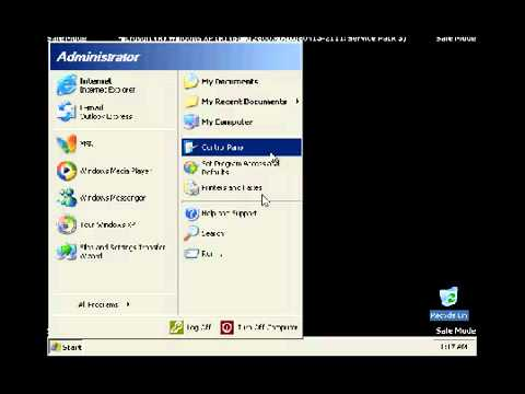 How To Bypass Windows XP Login Password