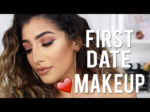 CHIT CHAT First Date Makeup Tutorial   ad