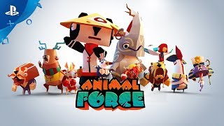 Animal Force – Reveal Trailer | PS VR