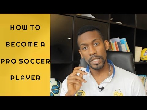 How To Become A Professional Soccer Player / Advice from a real PRO