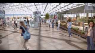 La nouvelle gare multimodale à Namur