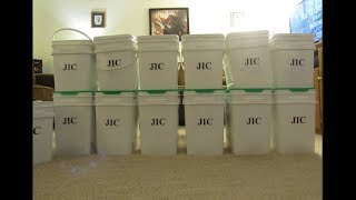 Diy Emergency Food Supply Buckets For Shtf Wrol Economic Collapse