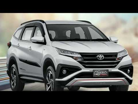 Upcoming 2018 Toyota RUSH - Philippines - Unofficial Specs Yet