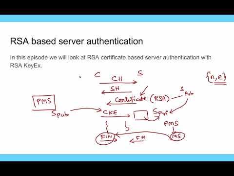 SSL/TLS Lecture Series - Episode 18