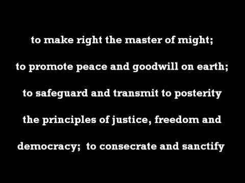 Preamble Sons of American Legion