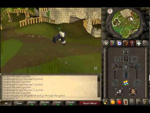 Runescape 2007- How to get a Monkey Greegree and how to get it back!