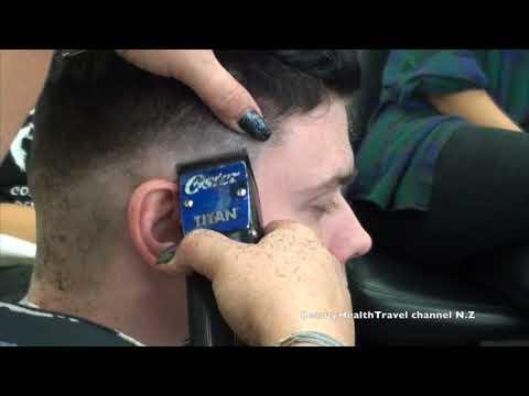 Clipper cut bald fade for beginners