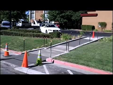 ADA Ramp Before/After
