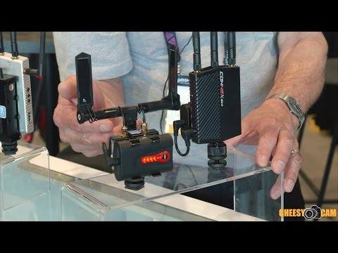 Transmit Wireless HD Video 500 Meters (over 1600 Feet) with Connex Mini