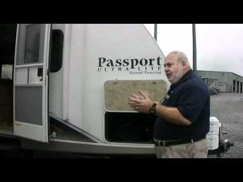 *SOLD* 2011 Keystone Passport 2910 BH travel trailer -- 30361A