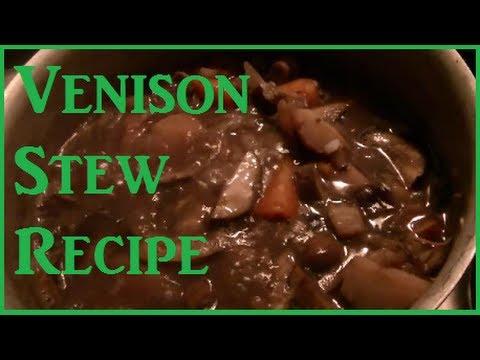 Winter Venison Stew